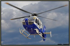 EC-135 T2 F-HINR SPARE SAMU 34 (damienfournier18) Tags: hélicoptère hôpital héliport hélismur hélico aéronef avion aéroport aviation samu secours smur helismur smurhéliporté samu34 montpellier ec135 airbus