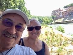 Roma-2019_9837 (Manohar_Auroville) Tags: rome roma italia holidays vacanze amici food cibo trastevere luigi fedele manohar