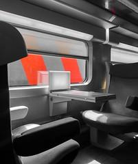 L'œil des LGV (tgvdu45) Tags: 4530 france train gare paris spécial tgv mesures réseau sncf iris320 vigirail 320 iris