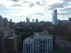 201906163 New York City Lower East Side and Bowery (taigatrommelchen) Tags: 20190626 usa ny newyork newyorkcity nyc manhattan bowery lowereastside sky clouds icon city skyline building