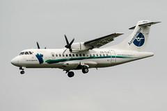 CS-TLR (PlanePixNase) Tags: paris orly ory lfpo aeroport aircraft airport planespotting aerocondor atr atr42 42