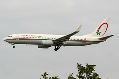 CN-ROC (PlanePixNase) Tags: paris orly ory lfpo aeroport aircraft airport planespotting royalairmaroc boeing b738 737800 737