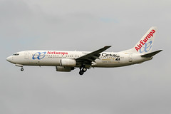 EC-ISN (PlanePixNase) Tags: paris orly ory lfpo aeroport aircraft airport planespotting aireuropa boeing b738 737800 737