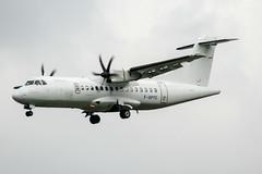 F-GPYC (PlanePixNase) Tags: paris orly ory lfpo aeroport aircraft airport planespotting airlinair airfrance atr42 atr 42