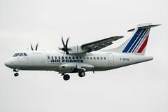 F-GPYK (PlanePixNase) Tags: paris orly ory lfpo aeroport aircraft airport planespotting airlinair airfrance atr42 atr 42