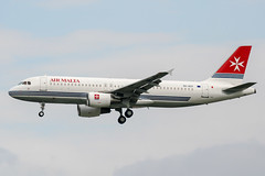 9H-AEK (PlanePixNase) Tags: paris orly ory lfpo aeroport aircraft airport planespotting airmalta airbus 320 a320