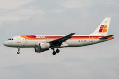 EC-ICT (PlanePixNase) Tags: paris orly ory lfpo aeroport aircraft airport planespotting iberia airbus 320 a320