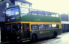 Slide 143-89 (Steve Guess) Tags: guildford surrey england gb uk alder valley leyland olympian alexander fnnnsmg 903 f573smg
