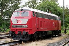 P1870804 (Lumixfan68) Tags: eisenbahn loks dieselloks baureihe 218 railsystems rp mietloks grosdiesel