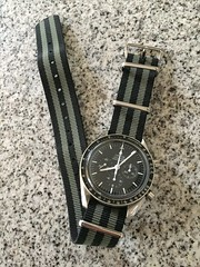 Omega Speedmaster Professional Moonwatch (Flying Puffin) Tags: omega watch