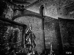 Milano - In nome della Fede. (iw2ijz) Tags: apple iphonex iphone nazario santo basilica