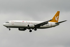 TC-APD (PlanePixNase) Tags: paris orly ory lfpo aeroport aircraft airport planespotting pegasus boeing b734 737400 737