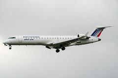 F-GRZJ (PlanePixNase) Tags: paris orly ory lfpo aeroport aircraft airport planespotting britair airfrance canadair 700 crj crj7