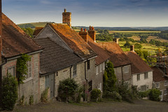 Gold Hill, Shaftesbury (Kam Sanghera) Tags: goldhill gold hill shaftesbury dorset