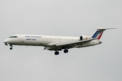 F-GRZC (PlanePixNase) Tags: paris orly ory lfpo aeroport aircraft airport planespotting britair airfrance canadair 700 crj crj7