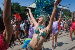 Samba in the Sun (Photo Oleo) Tags: ndfilter candid samba street brazil feathers sambadancers brazilian dancemigration wide salsaonstclair