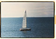 The Sail Boat (John_Lundhgren) Tags: k1000 pentax film kodak sailing