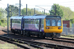 142017-DT-22052019-2 (RailwayScene) Tags: class142 142017 arriva northern pacer leyland railbus darlington