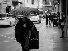 Undercover (McLovin 2.0) Tags: winter rain rainy umbrella
