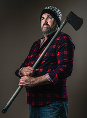 DSC_3274-Edit (sengsta) Tags: beard justin male portrait studio lumberjack axeman singlet