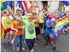 Let's Party (donbyatt) Tags: london trafalgarsquare londonpride 2019 lgbt colour parade people candids street