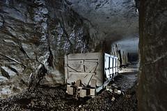 Berline (flallier) Tags: mine fer iron ironore mining berline galerie tunnel souterrain underground subterranean