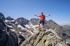 Me in Tatra Mountains.