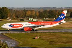 G-MLJL (PlanePixNase) Tags: aircraft airport planespotting haj eddv hannover langenhagen mytravel airbus 330 a332 330200