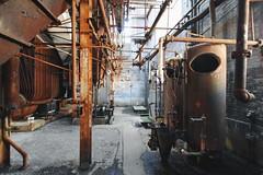 Sprague Electric Company - V (• CHRISTIAN •) Tags: usa étatsunis massachusetts berkshire northadams massmoca industriel industry sprague electriccompany abandon décrépitude decay urbex rouille rust