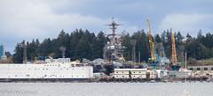 USS Carl Vinson CVN-70 Aircraft Carrier (Niall McCormick) Tags: bremerton warship uss carl vinson cvn70 aircraft carrier