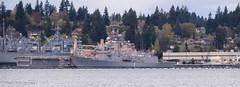 US Navy Oliver Hazard Perry class frigate (Niall McCormick) Tags: us navy oliver hazard perry class frigate bremerton