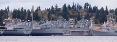 USNS Rainier T-AOE-7 Supply Ship (Niall McCormick) Tags: usns rainier taoe7 supply class fast combat support ship bremerton