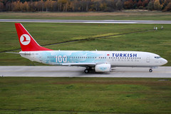 TC-JGU (PlanePixNase) Tags: aircraft airport planespotting haj eddv hannover langenhagen turkish turkishairlines boeing b738 737800 737