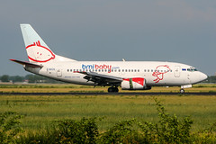 G-BVZG (PlanePixNase) Tags: amsterdam ams eham schiphol planespotting airport aircraft bmibaby boeing 737 737500 b735