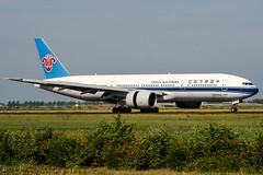 B-2056 (PlanePixNase) Tags: amsterdam ams eham schiphol planespotting airport aircraft chinasouthern boeing 777 777200 b772