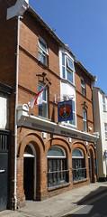 King William IV, Teignmouth. (piktaker) Tags: devon teignmouth pub inn bar tavern publichouse kingwilliamiv