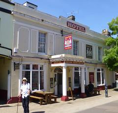 Devon Arms, Teignmouth. (piktaker) Tags: devon teignmouth pub inn bar tavern publichouse devonarms