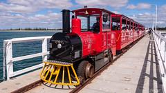 Australie Occidentale (WA) (Jacques_VDS) Tags: train ouvragesdart jetée transport australieoccidentale australie