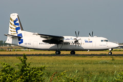 OO-VLL (PlanePixNase) Tags: amsterdam ams eham schiphol planespotting airport aircraft vlm 50 f50 fokker