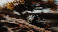 Madman () Tags: bmw m5 e60 speed shutter drift autumn leaves stop catch screenshot forza horizon 4 gameplay vsco cam filter focus smoke tire