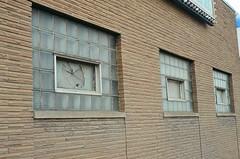 Broken Window Nikon FE w/50mm 1.8 (Jennaasucks) Tags: