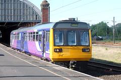 142023-DT-22052019-1 (RailwayScene) Tags: class142 142023 arriva northern pacer leyland railbus darlington