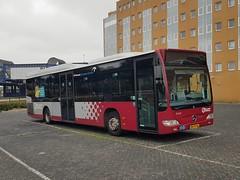 NLD Qbuzz 3169 ● Groningen Busstation (Roderik-D) Tags: qbuzz31003301 bxfx46 3169 groningenstation zomerbroezzn 2009 dieselbus euro5 mercedesbenz citaro2 o530ü savas bege überlandbus streekbus 2axle 2doors ivu gorba
