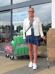 Photo of At Halfords.