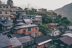 金瓜石 (aelx911) Tags: a7rii a7m2 sony carlzeiss fe35mm fe35f14 landscape cityscape city taiwan taipei 台灣 新北市 九份 金瓜石