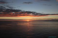Sunset, on the Norwegian Sun, Los Lagos, Chile (Neil M Holden) Tags: sunset onthenorwegiansun loslagos chile cruise cruising sea seascape canonm50
