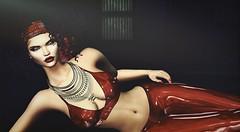 D i a n a (EVA MUSE (Ch4ntal ) M i s s ♥ M u s e) Tags: lana access secondlife slmodel slblogger slphotographer evamuse fashionsl