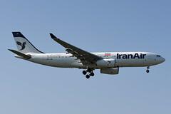 Iran Air Airbus A330-243 EP-IJA (EK056) Tags: iran air airbus a330243 epija london heathrow airport