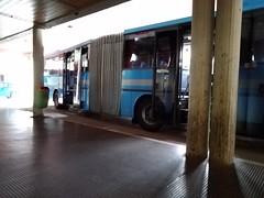 IMG_20190708_171534 (Puntin1969) Tags: telefonino vacanze luglio trentino montagna altavaldifiemme fiemme autobus trasporti stazione