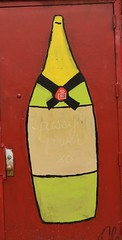Street Art.   Lower Manhattan. PUSSY POWER (Allan Ludwig) Tags: streetart lowermanhattan pussypower